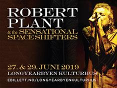 Robert Plant & the Sensational Spaceshifters|