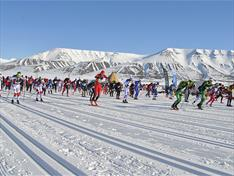 Thumbnail for Svalbard Skimaraton 27. april