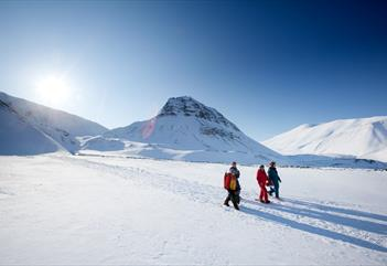 3 dagers vintercamp - Svalbard Wildlife Expeditions