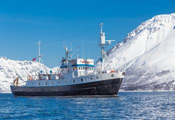 Sightseeing i Isfjorden - Arctic Expedition AS